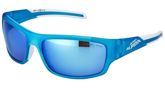 Alpina Testido blue matt-white